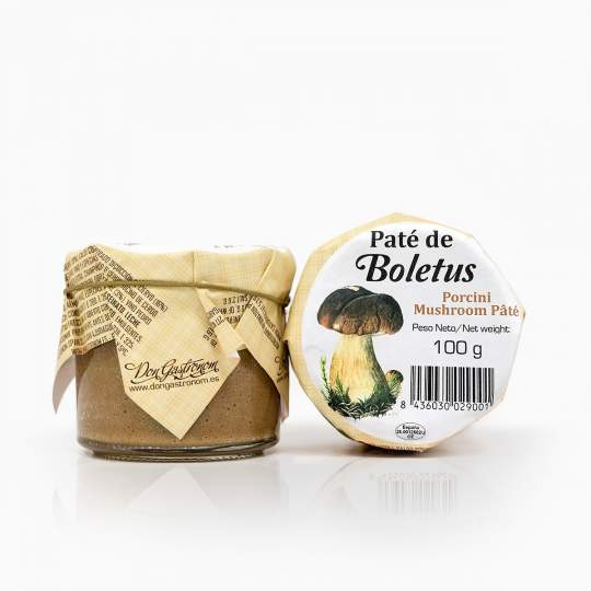 Don Gastronom Boletus Paté 100g