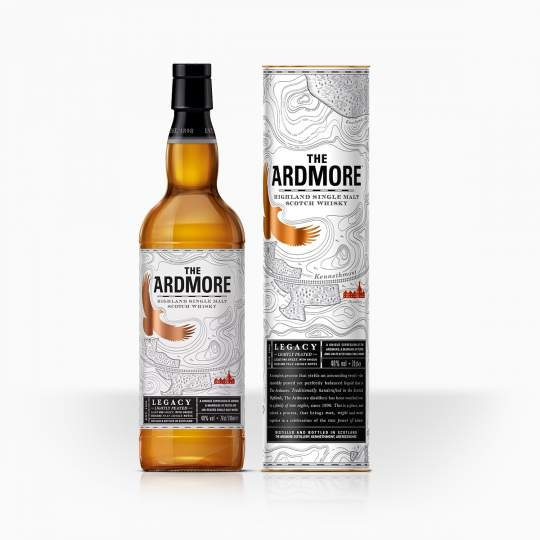 Whisky Ardmore Legacy 40% 0,7l