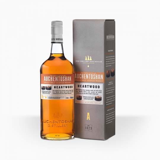 Whisky Auchentoshan Heartwood 43% 1l