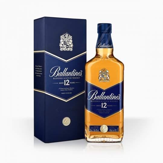 Whisky Ballantine's 12YO 40% 0,7l
