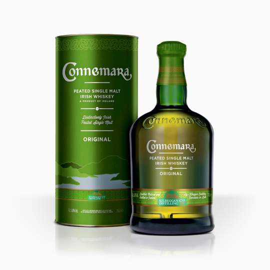 Whisky Connemara Original 40% 0,7l