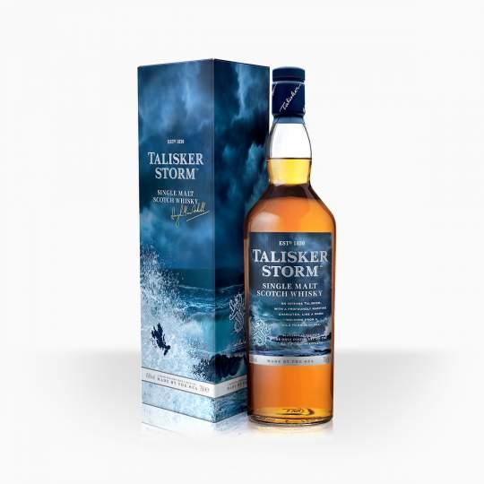 Whisky Talisker Storm 45,8% 0,7l