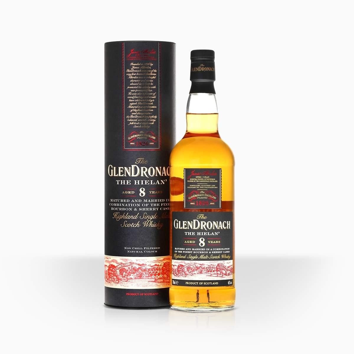 Whisky GlenDronach 8YO 46% 0,7l
