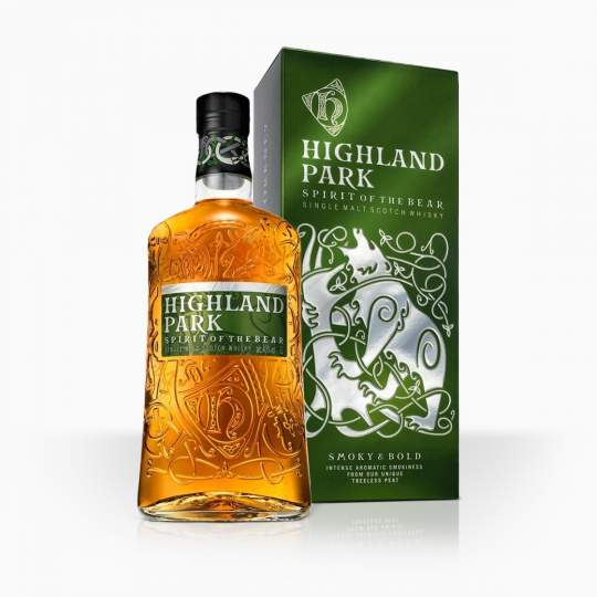 Whisky Highland Park Spirit of Bear 12YO 40% 1l