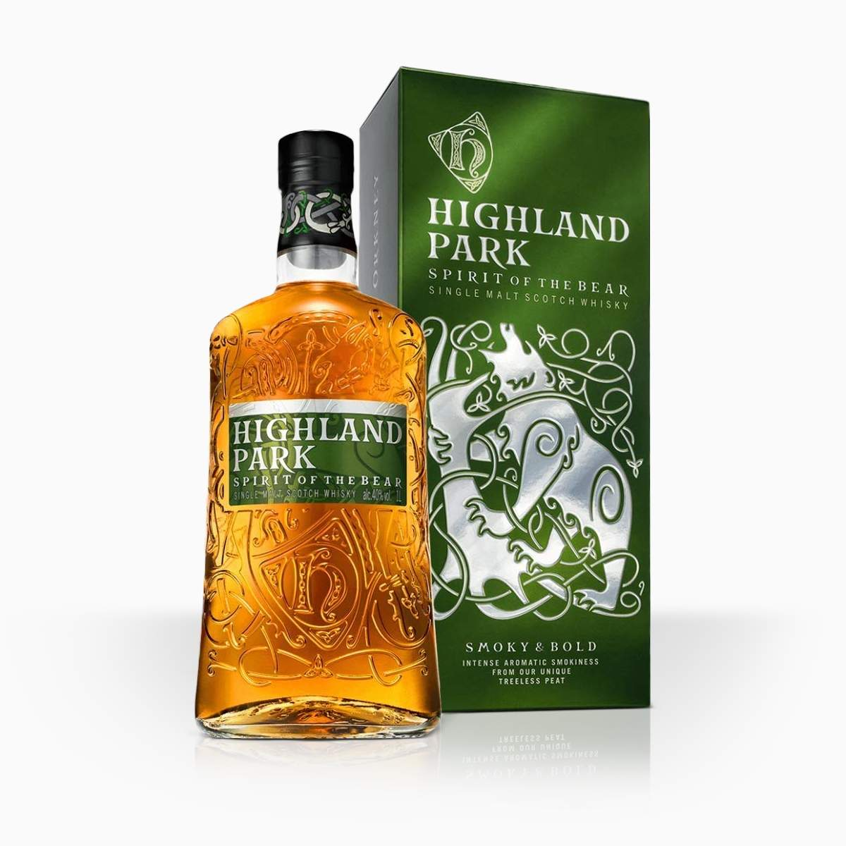Whisky Highland Park Spirit of Bear 12YO 40% 1l