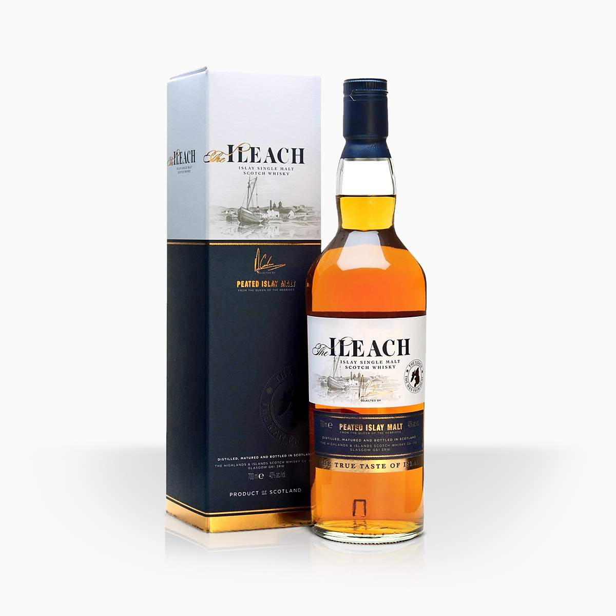 Whisky The Ileach 40% 0,7l