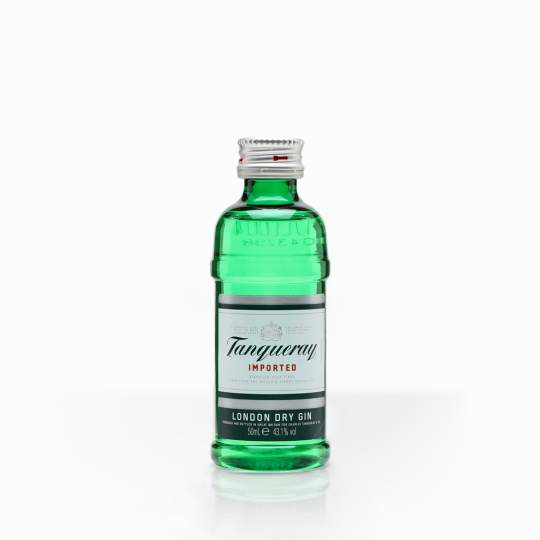 Gin Tanqueray 47,3% 0,05l