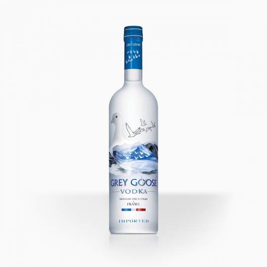 Vodka Grey Goose 40% 1l