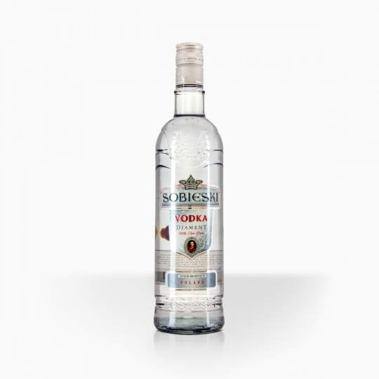 Vodka Sobiesky Diamond 37,5% 0,7l