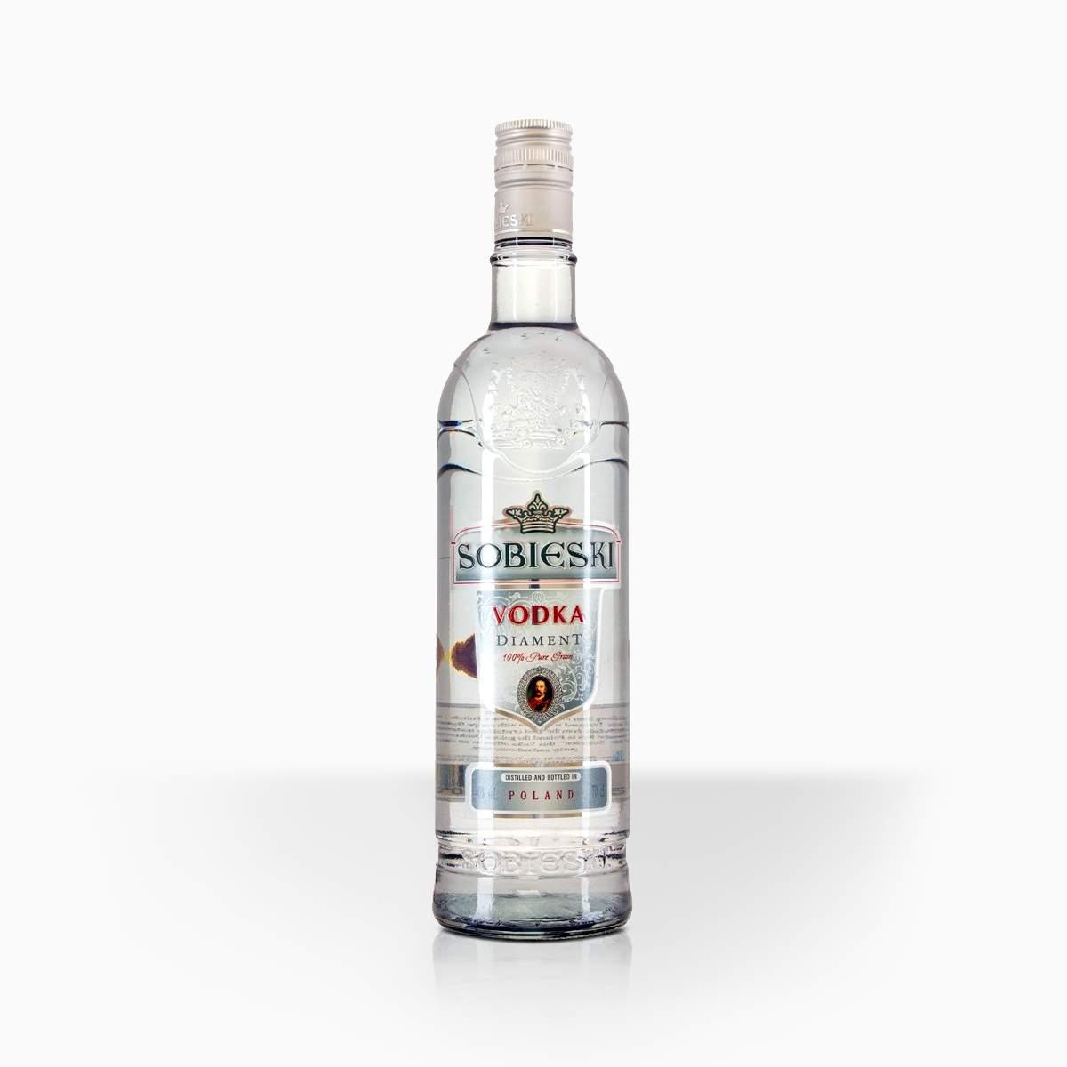 Vodka Sobiesky Diamond 37,5% 0,7l