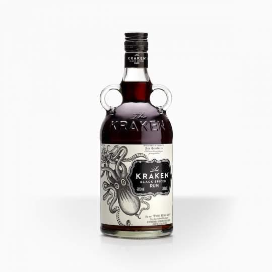 Rum Kraken Black Spiced 40% 0,7l