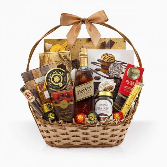 "Gift Basket ""Moment of Glory"""