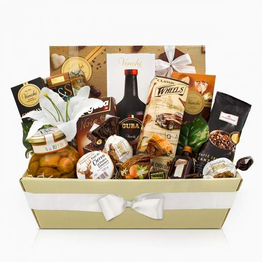 "Gift Basket ""Cuban in Milano"""