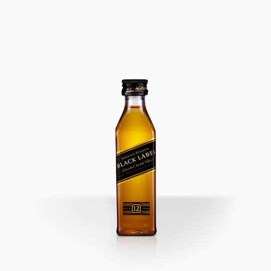 Whisky Johnnie Walker Black Label 12YO 40% 0,05l