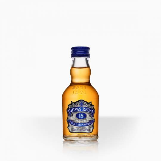 Whisky Chivas Regal 18YO 40% 0,05l