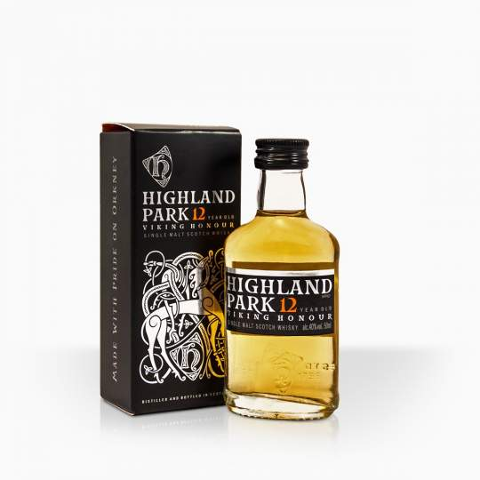 Whisky Highland Park 12YO 40% 0,05l