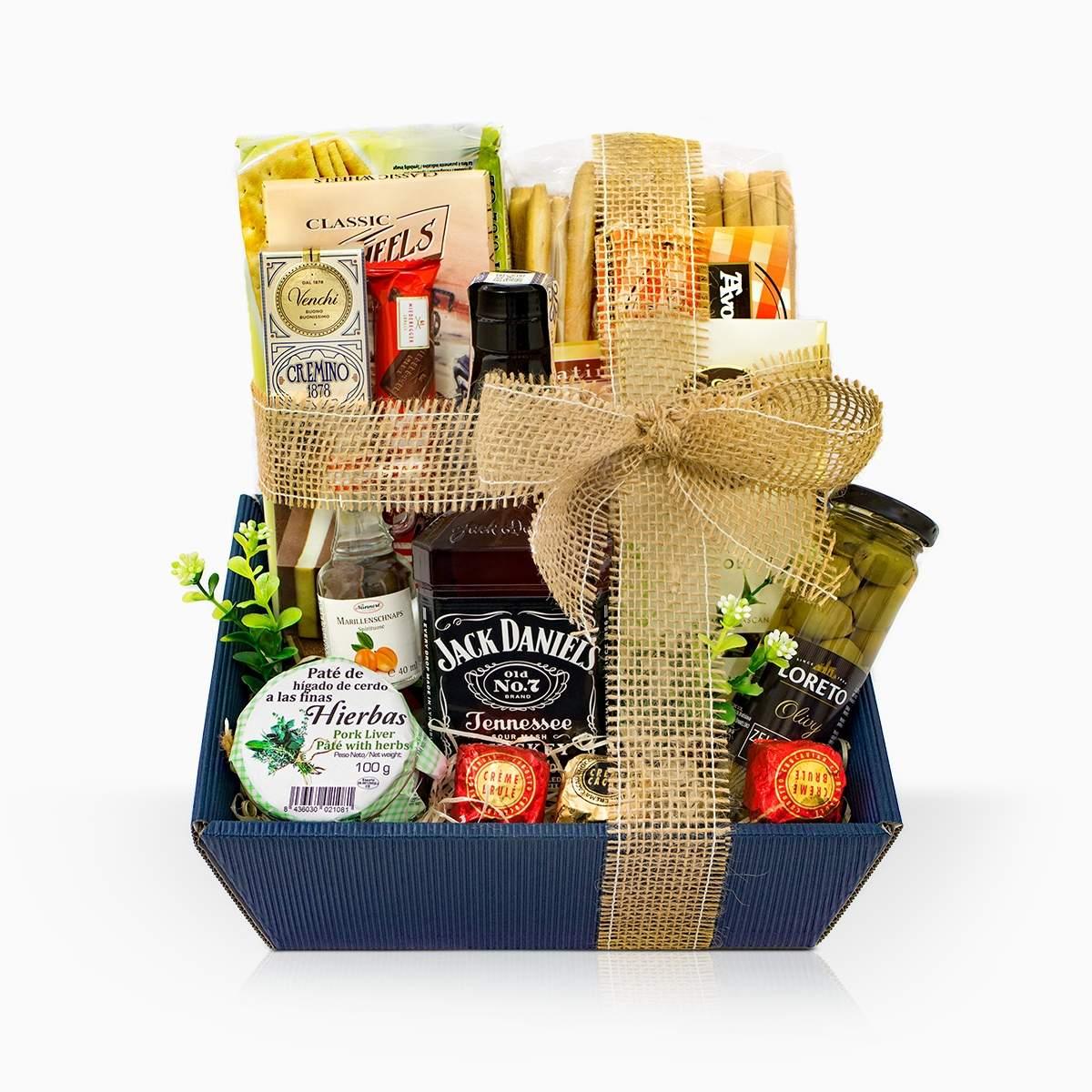 """Gift Basket """"Lumber Jack"""""""