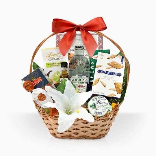 "Gift Basket ""King Jan"""