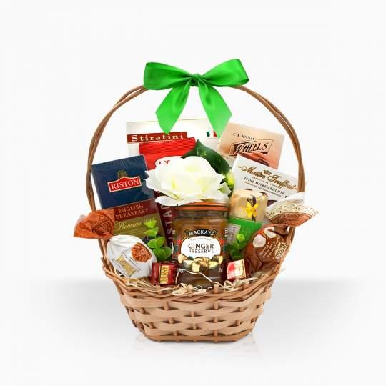 """Gift Basket """"Breakfast"""""""