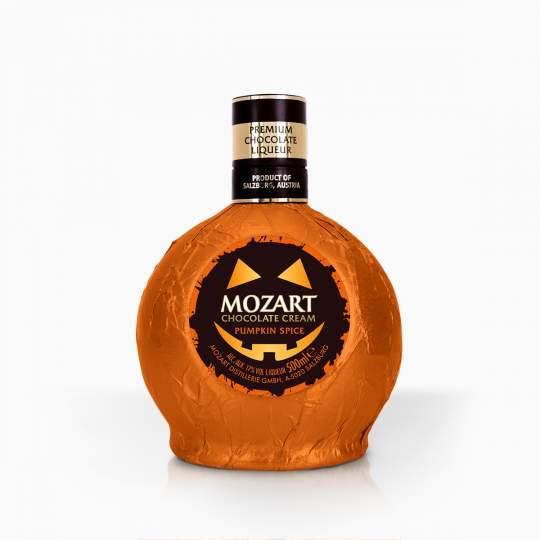 Liquor Mozart Pumpkin Spice 17% 0,5l