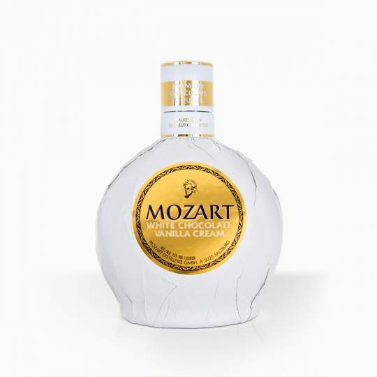 Likér Mozart White Chocolate Cream 15% 0,5l