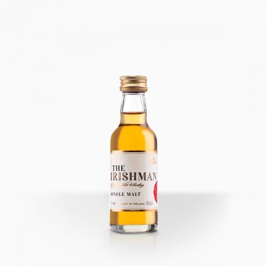 Whisky The Irishman Single Malt 40% 0,05l