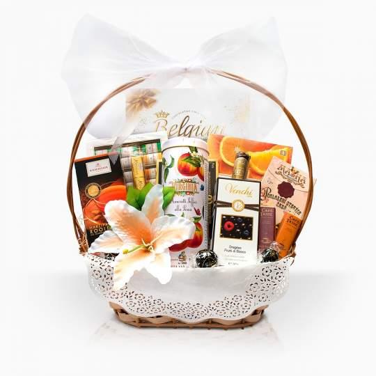 """Gift Basket """"Sunny Light"""""""
