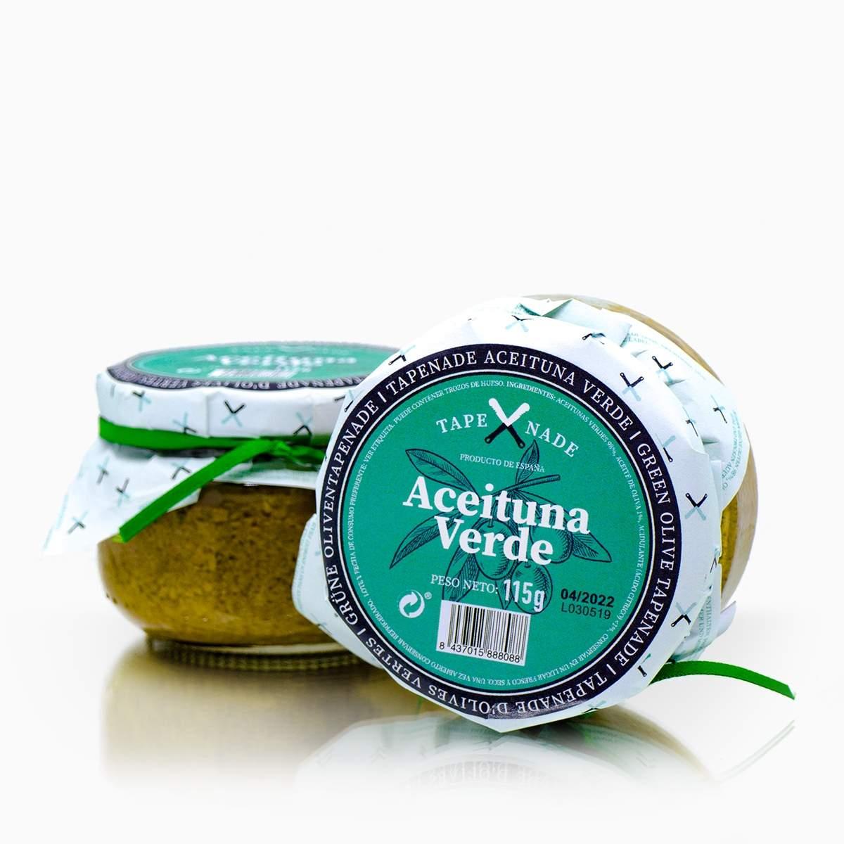 Don Gastronom tapenáda zo zelených olív 115g