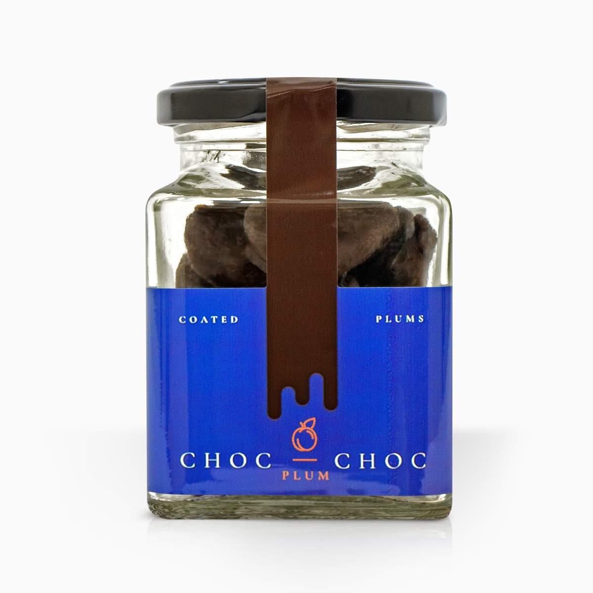 Choc Choc slivky v čokoláde 120g