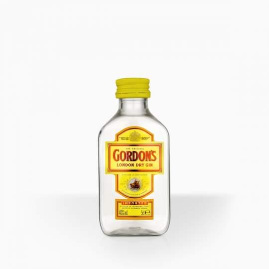 Gin Gordons 37,5% 0,05l