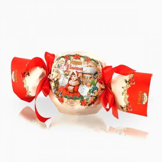 Viriginia tradičný Panettone v darčekovom balení 750g