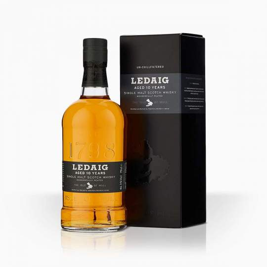 Whisky Ledaig 10YO 46,3% 0,7l