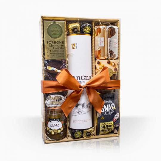 "Gift Hamper ""By The Fireplace"""