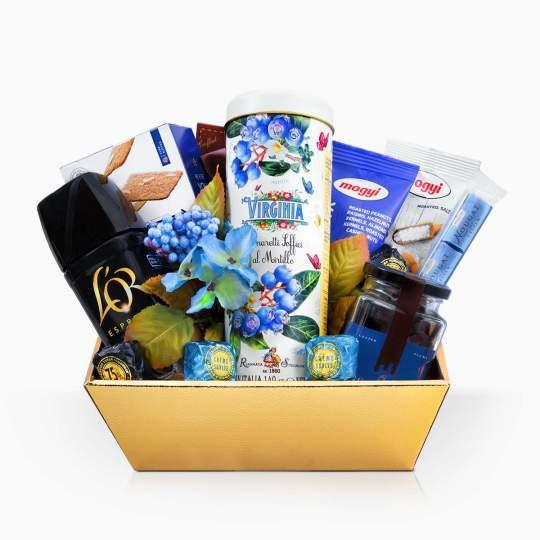 """Gift Basket """"Blue Sky"""""""