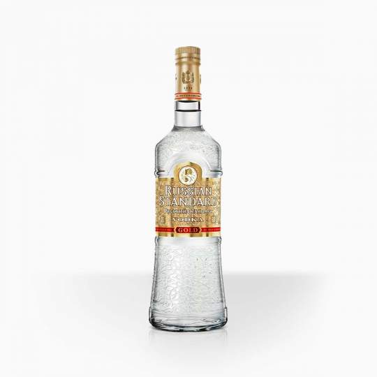Vodka Russian Standard Gold 40% 1l