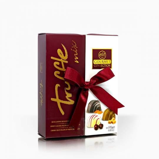 Elit Truffle mix čokoládových praliniek 195g