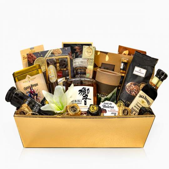 "Gift Basket ""Hall of Fame"""