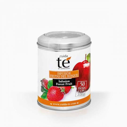 Cuida Te ovocný čaj Infusion Forest Fruits 100g