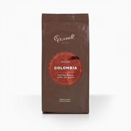 Káva zrnková Granell Colombia 100% 250g