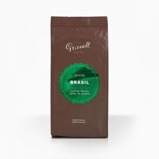 Káva zrnková Granell Brasil 100% 250g