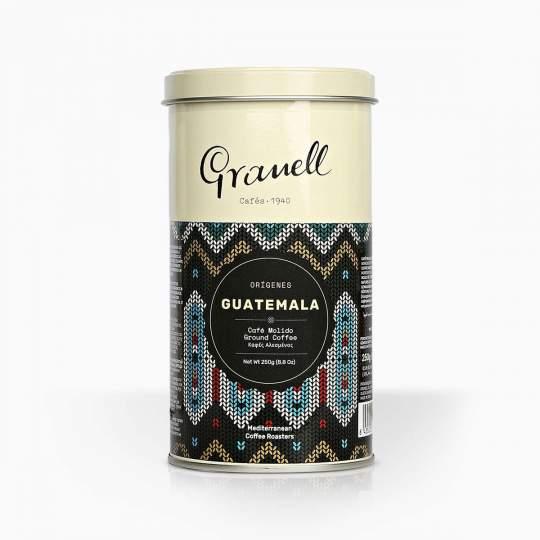 Káva mletá Granell Pure Origin Guatemala 200g