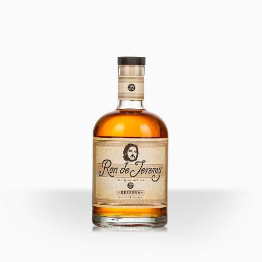 Rum Ron de Jeremy Reserva 8YO 40% 0,7l