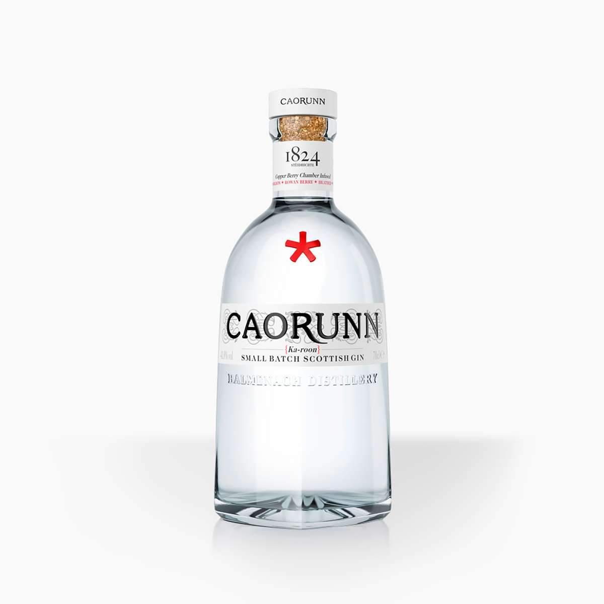 Gin Caorunn 41,8% 0,7l