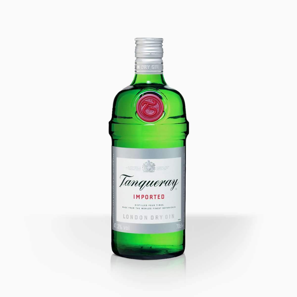 Gin Tanqueray 43,1% 0,7l