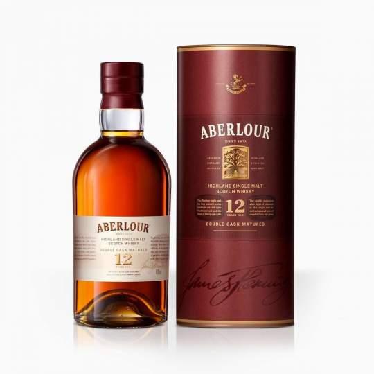 Whisky Aberlour 12YO Double Cask 40% 0,7l