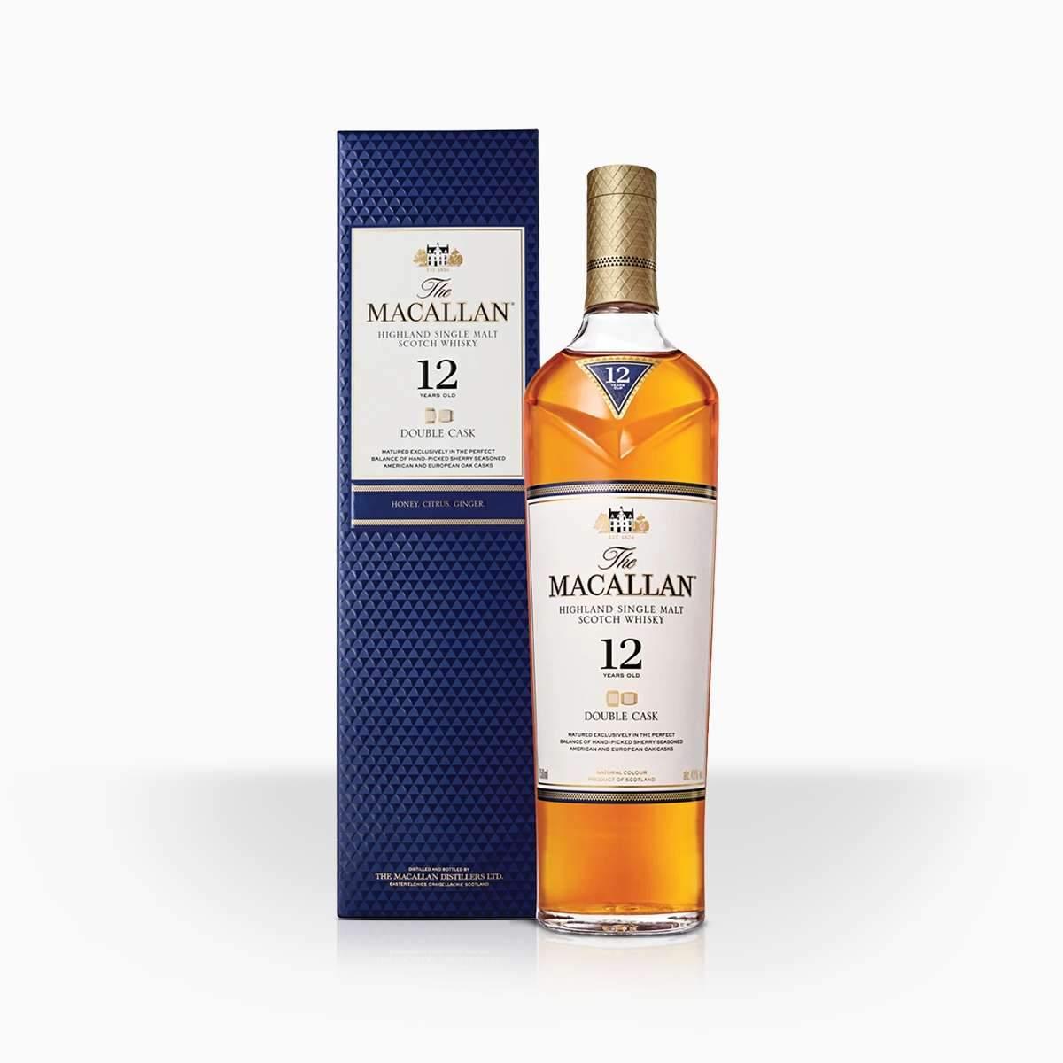 Whisky Macallan 12YO Double Cask 40% 0,7l