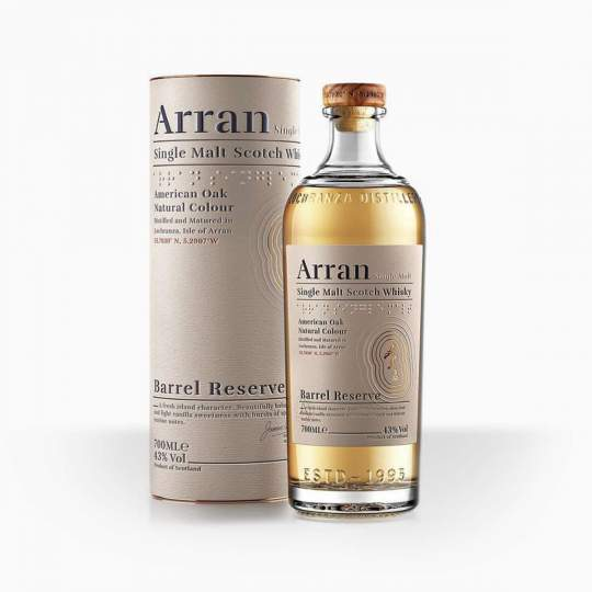 Whisky Arran Barrel Reseve 43% 0,7l
