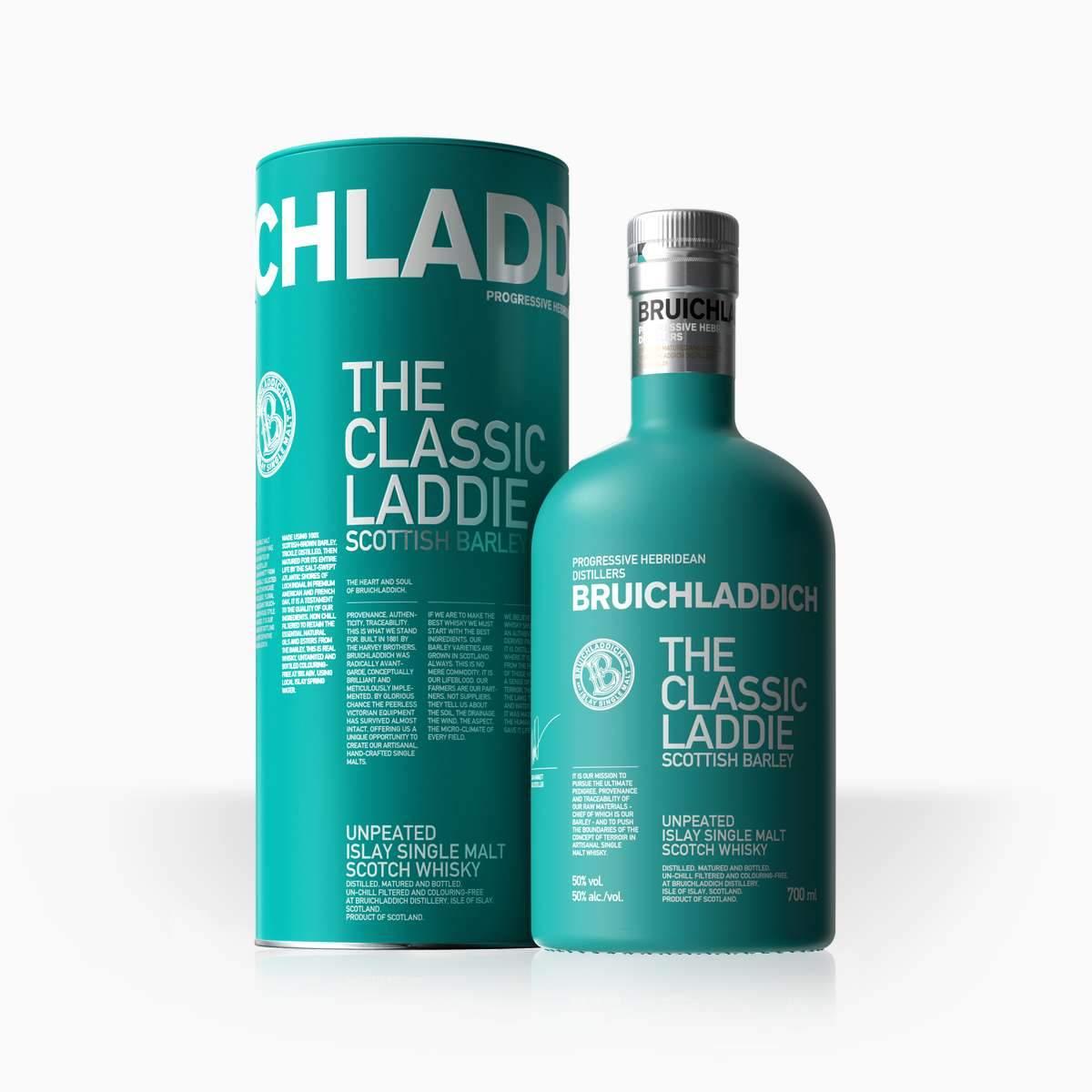 Whisky Bruichladdich The Classic Laddie 50% 0,7l