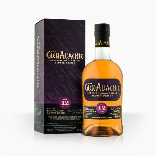 Whisky Glenallachie 12YO 46% 0,7l