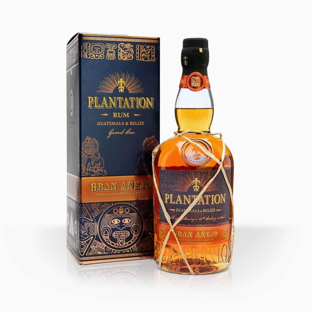 Rum Plantation Guatemala & Belize Gran Anejo 40% 0,7l